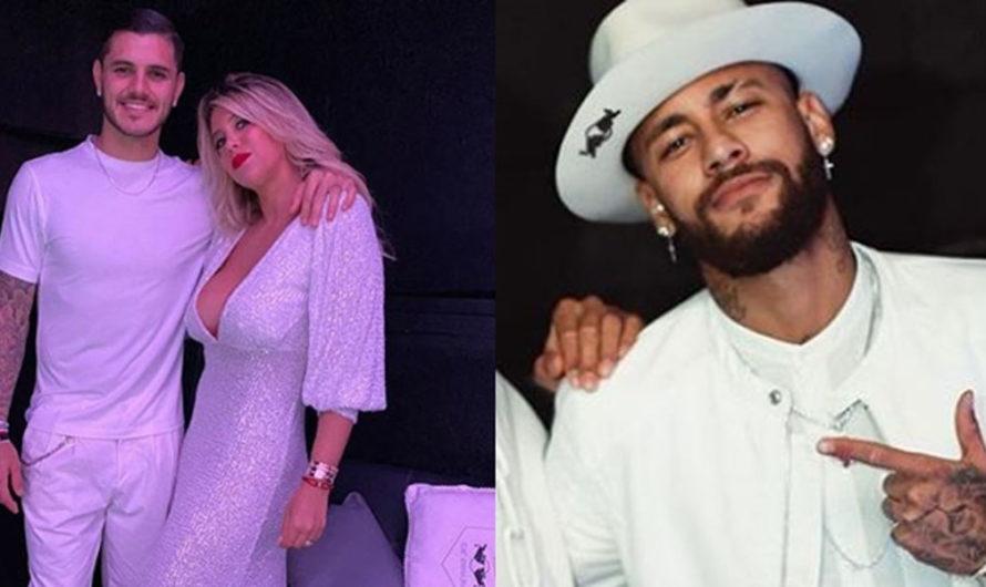 El excéntrico cumpleaños de Neymar al que fueron Icardi y Wanda Nara