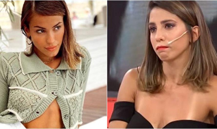Cinthia Fernández criticó a la supuesta nueva novia de Martín Baclini, y ésta respondió