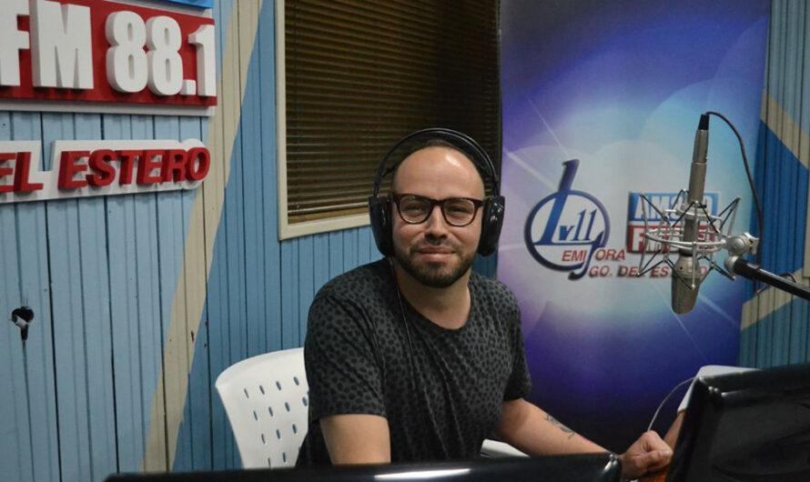 """""""Contacto Informativo"""" y """"Resistiré"""", las dos nuevas propuestas de Radio LV11 desde esta primavera"""