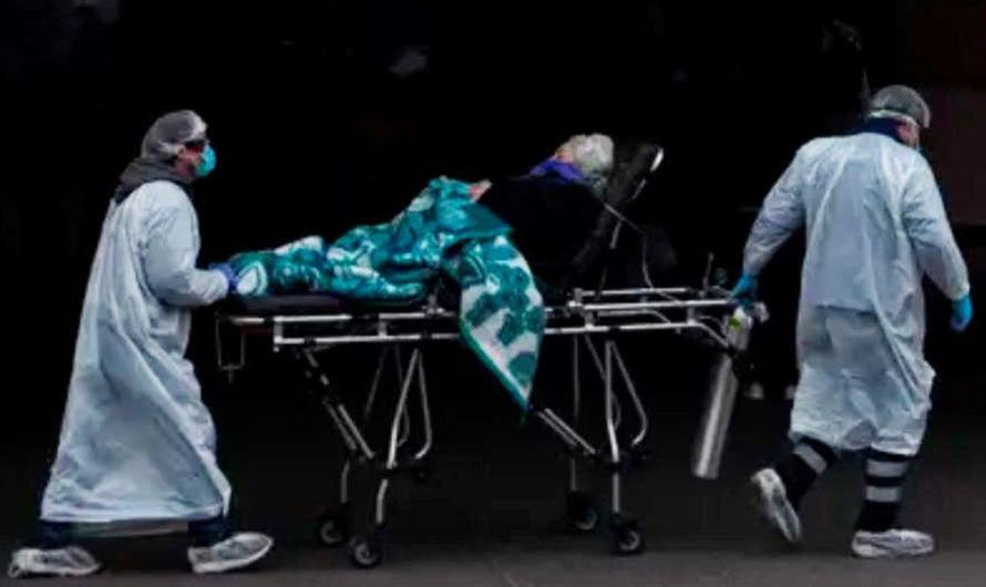 Lamentable realidad: por el aumento de casos, empiezan a decidir quién vive y quién muere por coronavirus