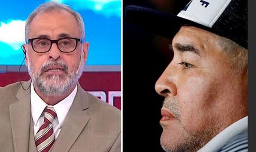 """Fuertes revelaciones de Jorge Rial sobre Maradona: """"Lo tienen atado"""""""