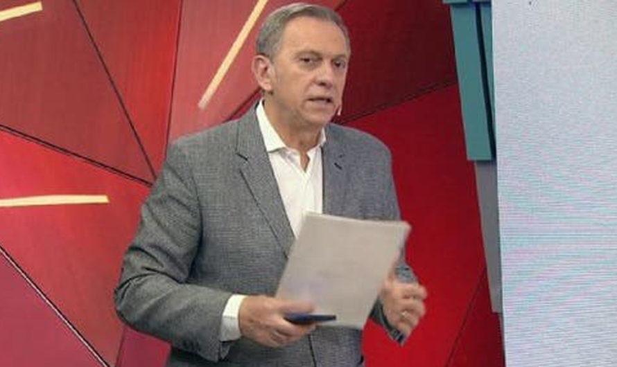 Video: Bonelli metió la pata, y con el micrófono abierto insultó en vivo a su equipo