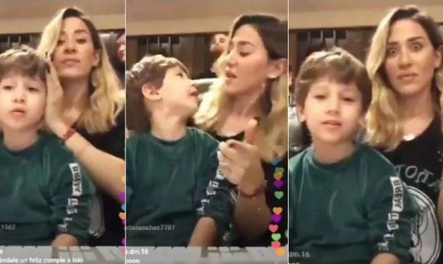 Jimena Barón, otra vez blanco de críticas: ahora la acusan de «mala madre»