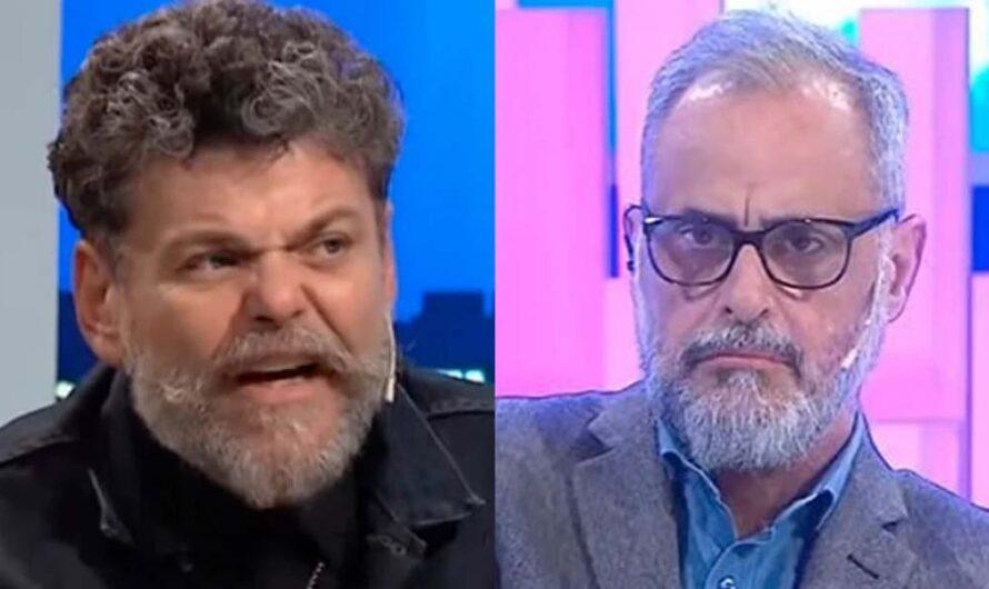 Escandaloso cruce: Con insultos, Casero y Rial se dijeron de todo