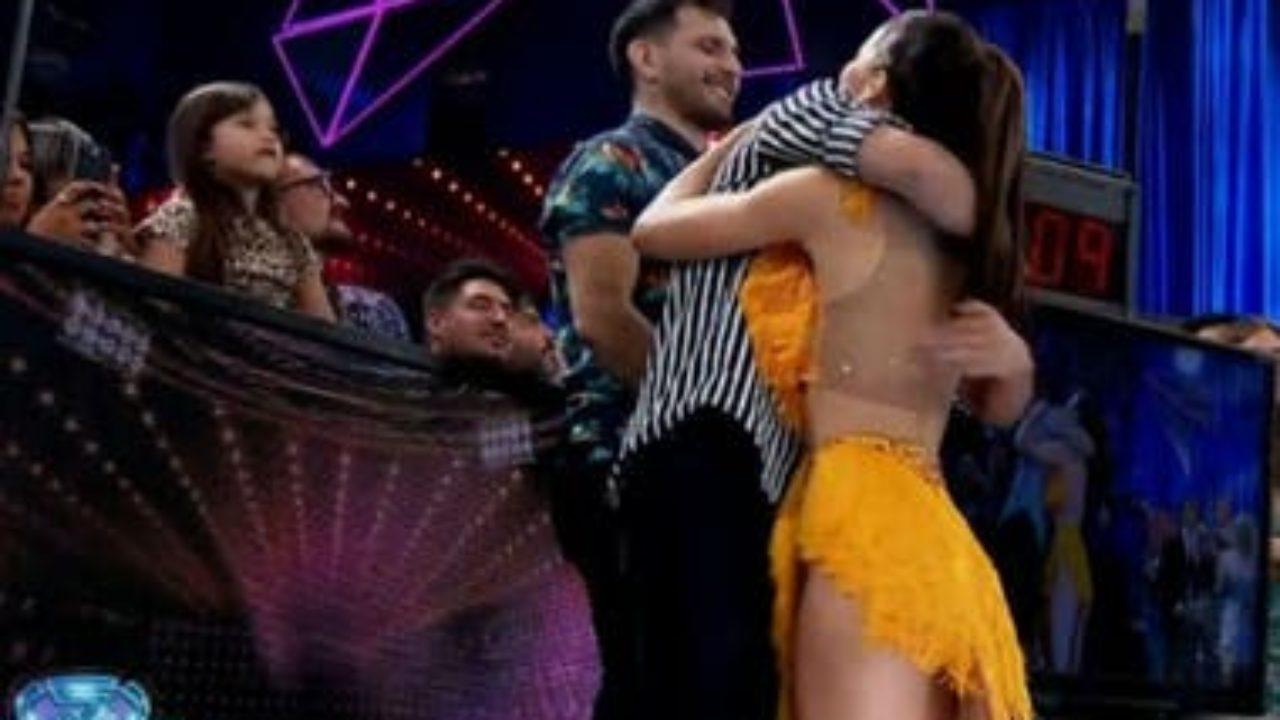 Mati Napp sobre el abrazo de Flor Vigna en la final del Bailando: «No hacía falta»