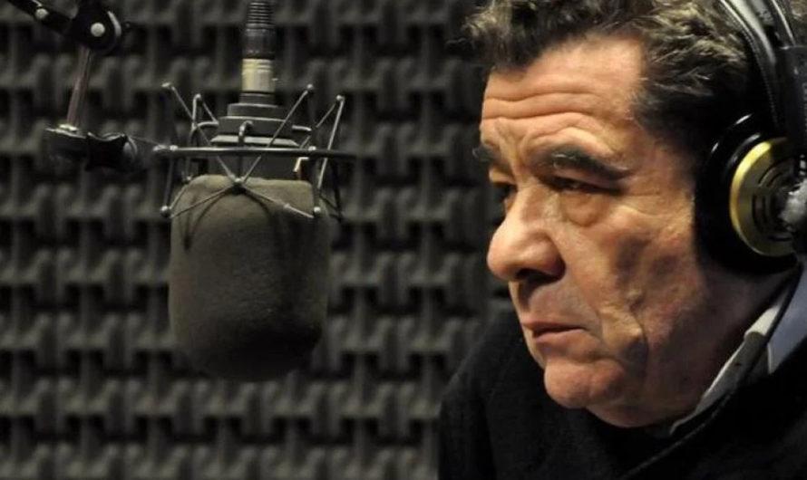 Dolor: Tom Lupo, el reconocido locutor de radio, murió hoy a los 74 años