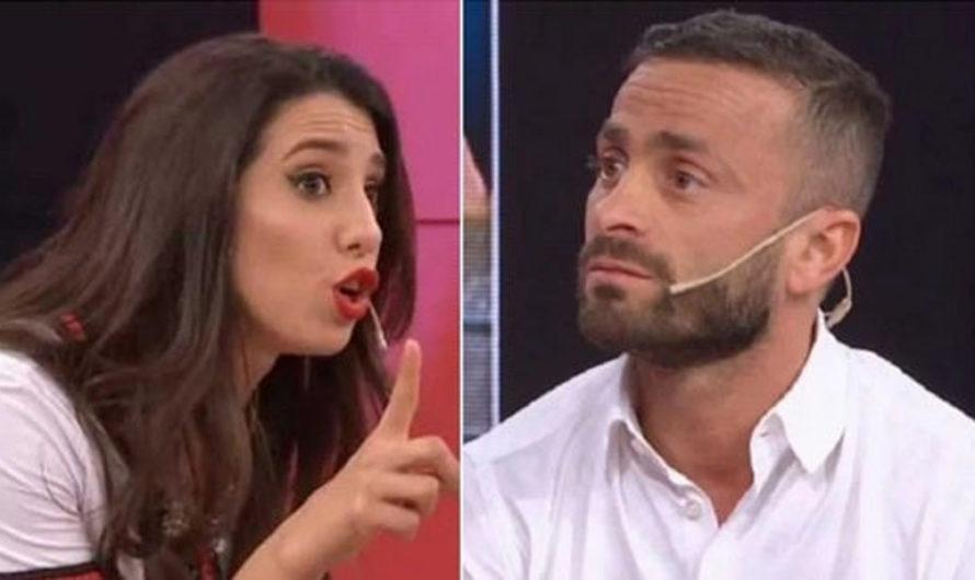Cinthia Fernández, despechada contra Baclini: «Cínico, mentiroso y poco hombre»