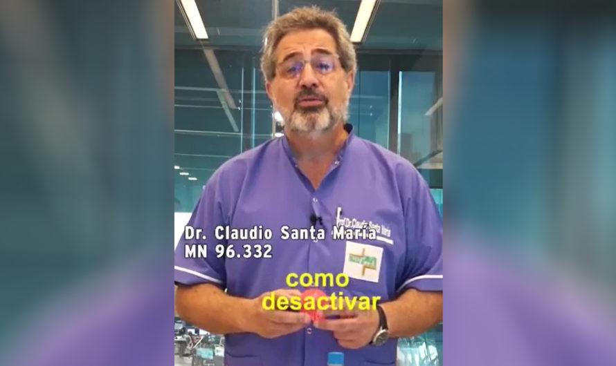 Este video te ayudará MUCHO a entender cómo te ataca el coronavirus y a defender a tu familia