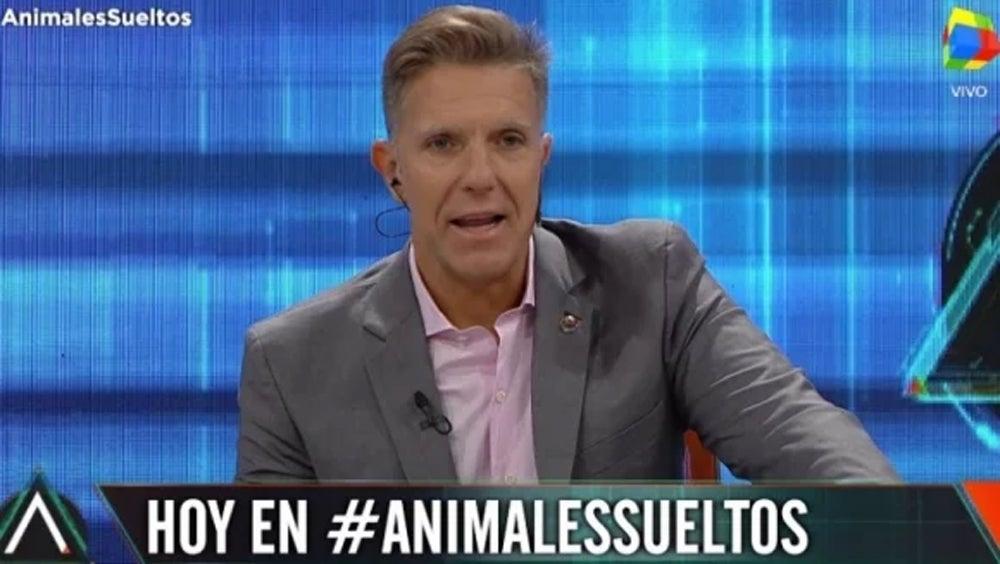 Alejandro Fantino se despidió de Animales Sueltos