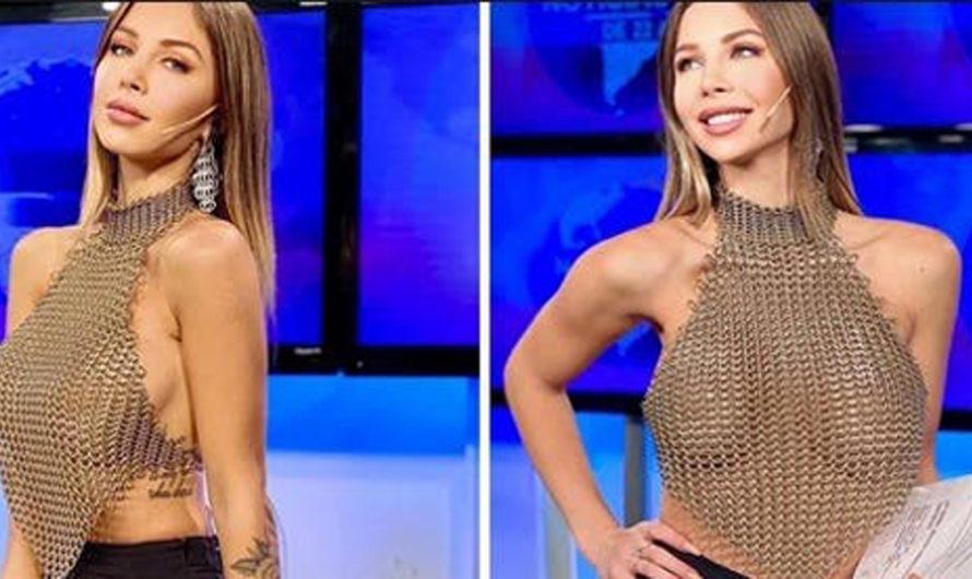 La bella presentadora de Canal 26 tomó una drástica decisión tras el escándalo desatado