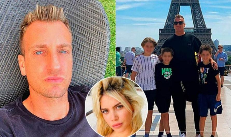 Explosivo posteo de Maxi López contra Wanda Nara por el Día del Padre: «Aunque no me dejes verlos hace 10 meses»