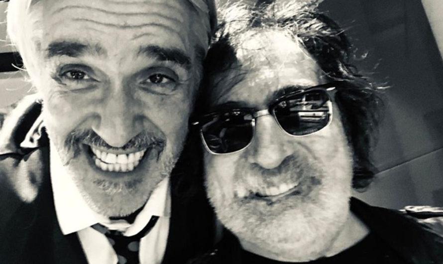 """Roberto Pettinato, sobre el disco que grabó con Charly García: """"La gente va a escuchar una obra"""""""