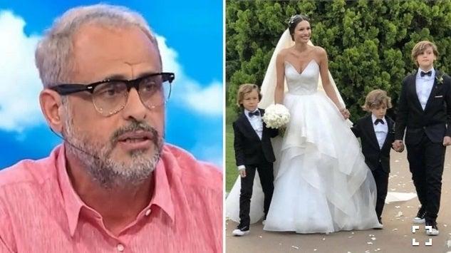 Lapidario comentario de Jorge Rial sobre la boda de Pampita: «Fue más digno el de Mónica Farro»