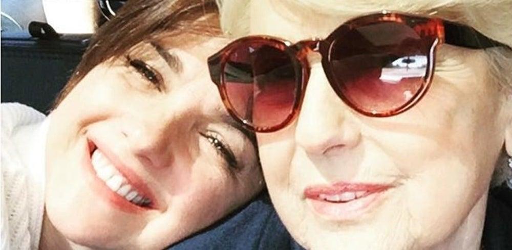 El emotivo posteo de Araceli González recordando a su mamá
