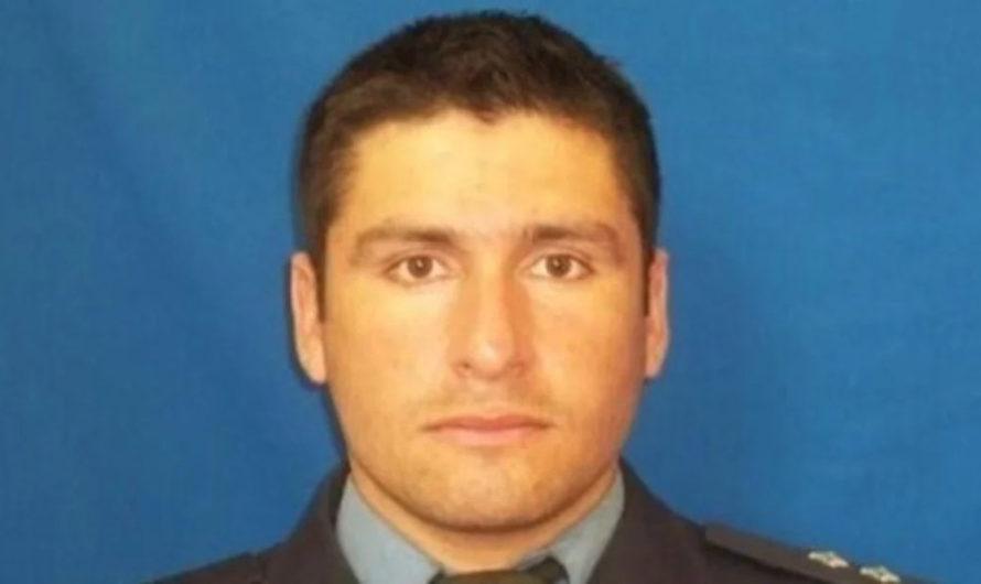 Policía de 39 años fue asesinado de un escopetazo al intentar mediar en un conflicto familiar
