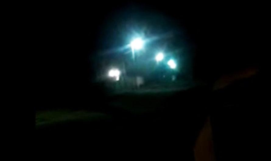 Pánico en video: filmaron al almamula y grabaron sus desgarradores gritos