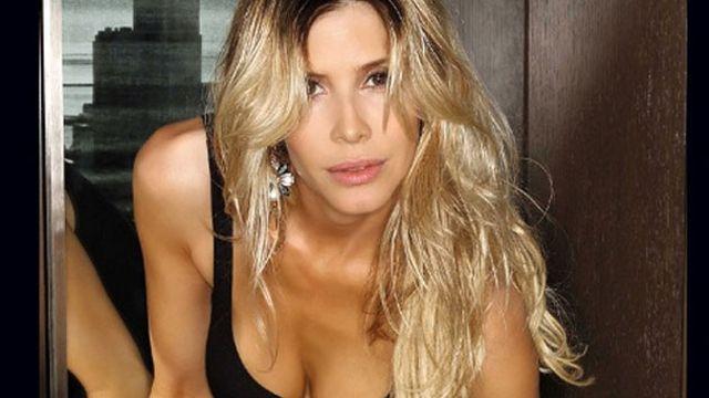 Guillermina Valdés «peló» lomo con una bikini para el infarto