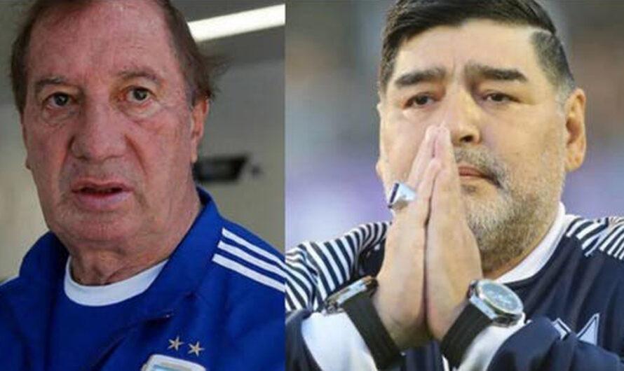 """""""Veo muchas banderas de Diego, ¿qué pasa?"""": Bilardo comenzó a sospechar que Maradona murió"""