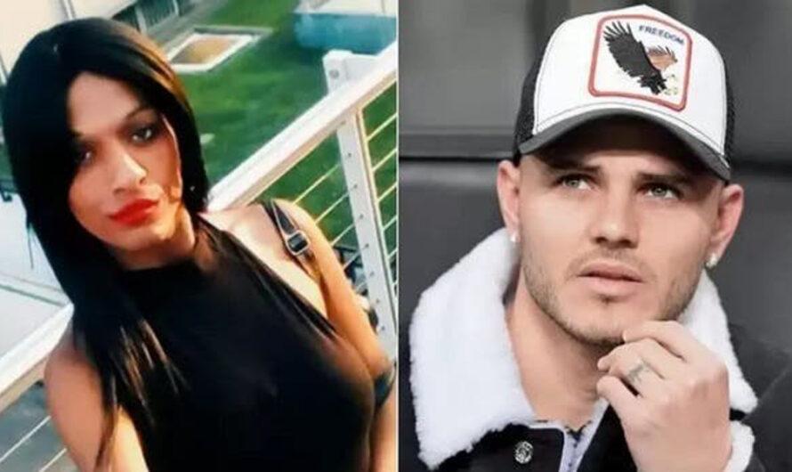 Chica trans italiana reveló que tuvo relaciones con Icardi días atrás: «A él le gusta la vida loca»