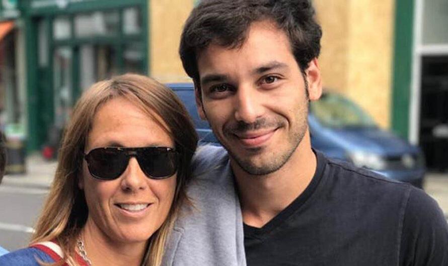Su hijo se suicidó, la autorizó a mostrar su carta de despedida y hoy busca acompañar a otras familias en el duelo