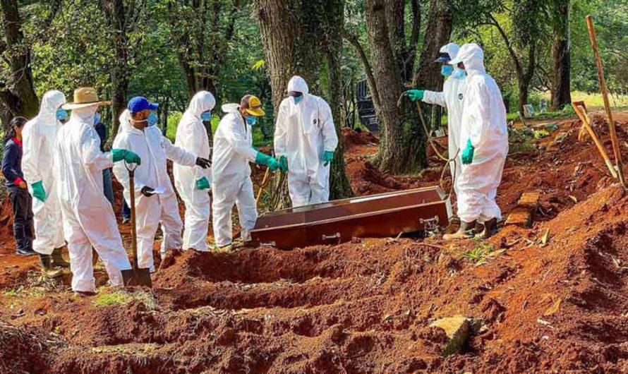Brasil batió un lamentable récord: 54 mil contagios en un solo día, y un millón de casos confirmados