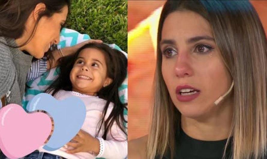 Cinthia Fernández reveló el problema de crecimiento que tiene su hija menor