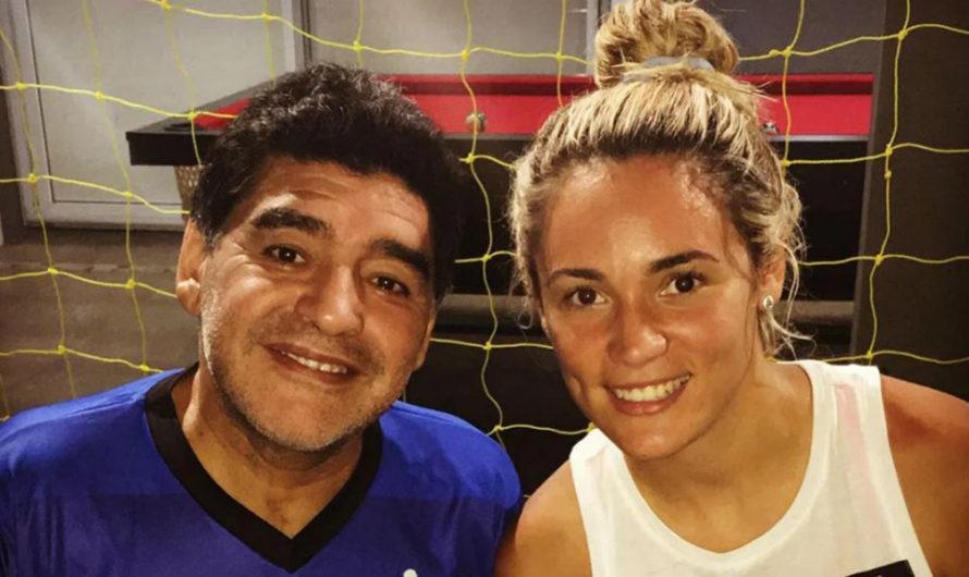 Rocío Oliva reveló qué fue lo que la alejó de Maradona: «Desde ahí nada volvió a ser igual»