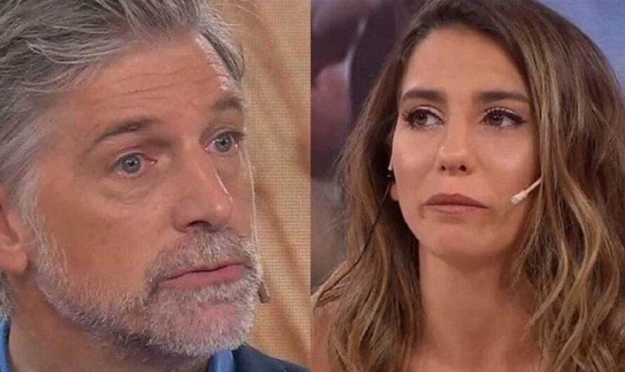 Se dieron con todo: Horacio Cabak y Cinthia Fernández, a «palazos» en Twitter