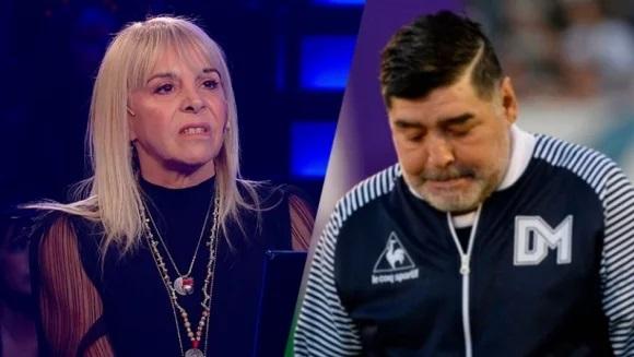 Fuerte revelación de Villafañe: «Yo pago los alimentos a dos chicos que son hijos de Maradona»