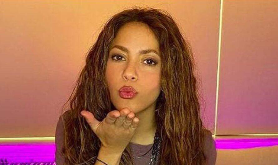 Shakira hizo un cambio de look radical y cometió un grave error