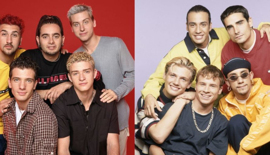 Backstreet Boys quiere hacer un tour mundial con *NSYNC