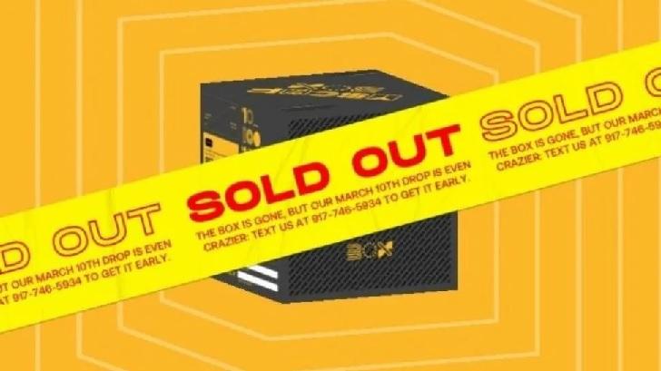 Empresa ofrece 80.000 pesos si aguantas 100 días sin abrir un paquete