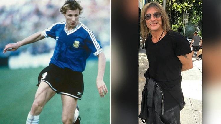 Nuevo estilo de vida, para Claudio Paul Caniggia con fuertes acusaciones públicas de Mariana Nannis