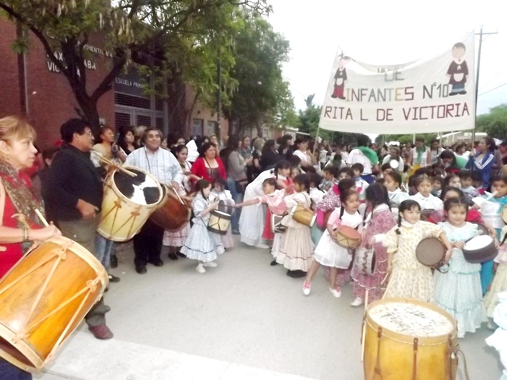 Día de la Tradición Argentina en Fernández