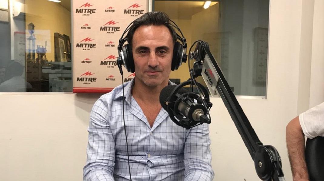 """Diego Latorre se defendió de la acusación de haber estado con una vedette trans: """"Voy a iniciar acciones legales"""""""