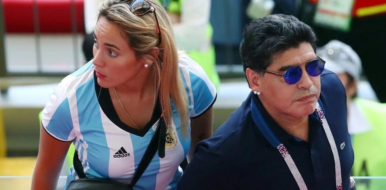 Bombazo: Rocío Oliva dejó a Maradona y ya tiene novio (mirá el video)