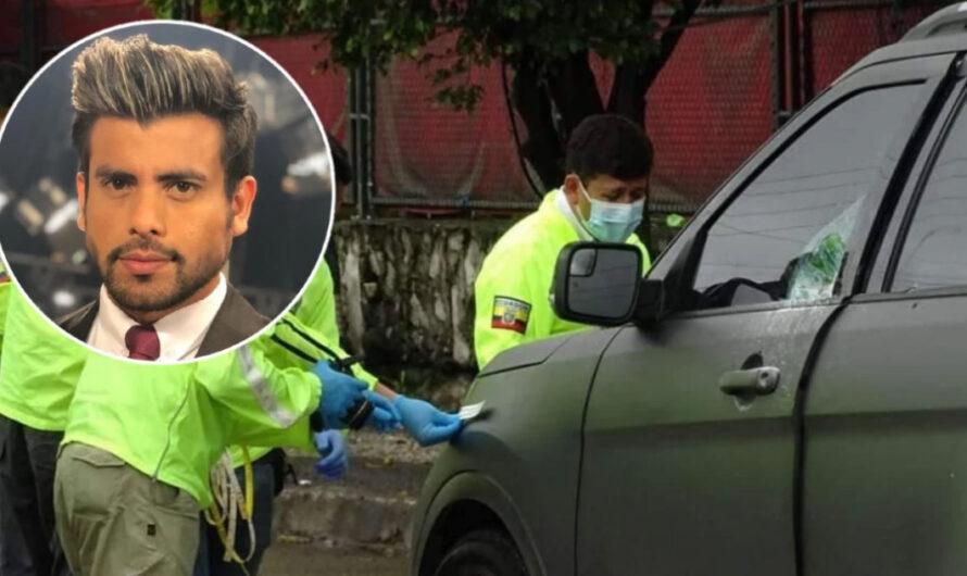 El desolador grito del hermano de Efraín Ruales tras su asesinato