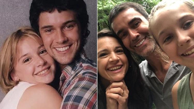 Laura Azcurra y Mariano Martínez volvieron a ser pareja, 21 años después