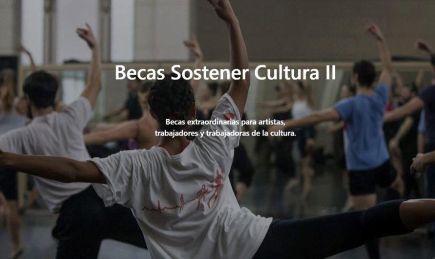 Lanzan una ayuda extraordinaria para artistas y trabajadores de la cultura