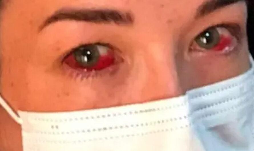 Está embarazada y terminó ferozmente golpeada por un albañil que trabajaba en su casa: el video