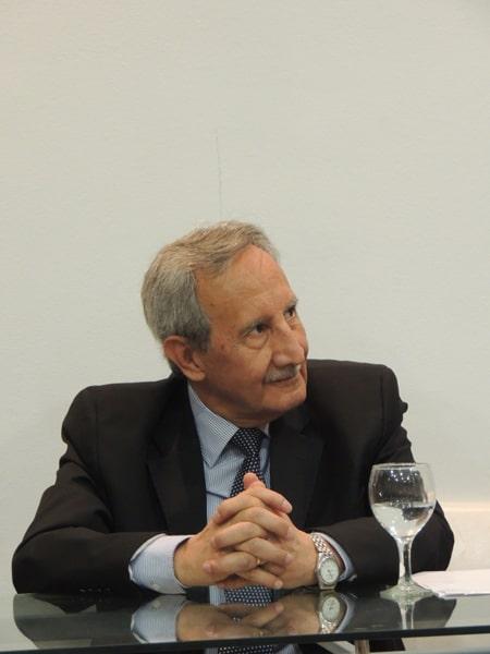 Hugo Rodríguez presentó su libro «Otro Gemelo»