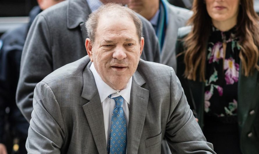 Declaran culpable a Harvey Weinstein de agresión sexual y violación