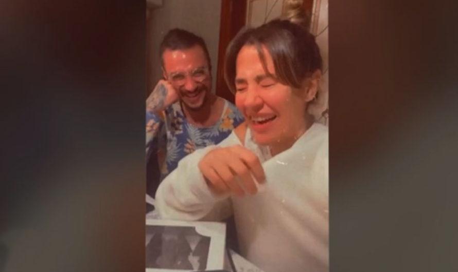 """Jimena Barón, sobre la convivencia con Daniel Osvaldo: """"Estamos intentado madurar, es un momento único en el mundo"""""""