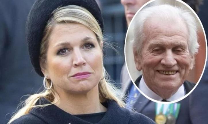 Escracharon a la reina Máxima de Holanda por el vínculo de su padre con Videla