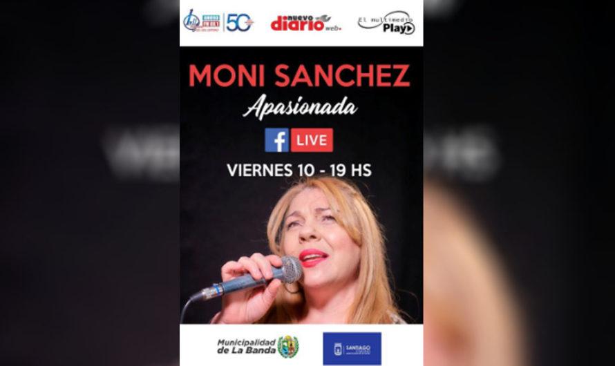 Mónica Sánchez te invita a un encuentro romántico a través del Multimedio