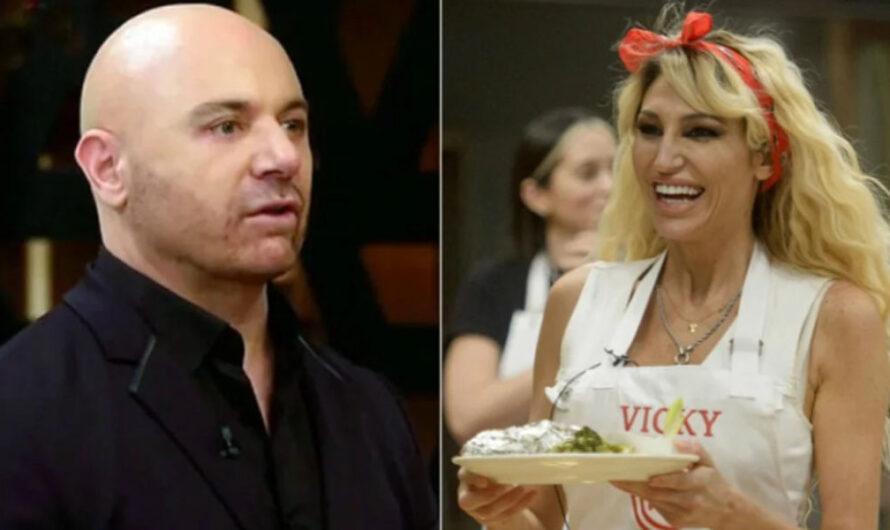 """Germán Martitegui habló de su relación con Vicky Xipolitakis: """"Es una demanda insaciable"""""""