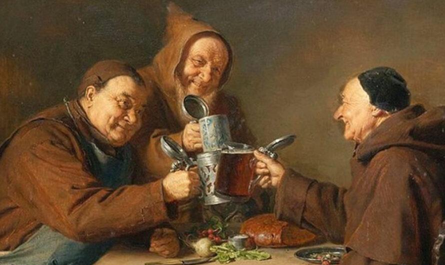 40 días consumiendo cerveza: la increíble dieta que inventaron monjes hace 400 años