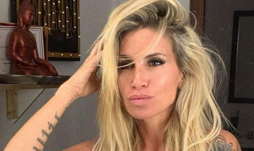 Florencia Peña volvió a «tirotear» a Marcelo Gallardo