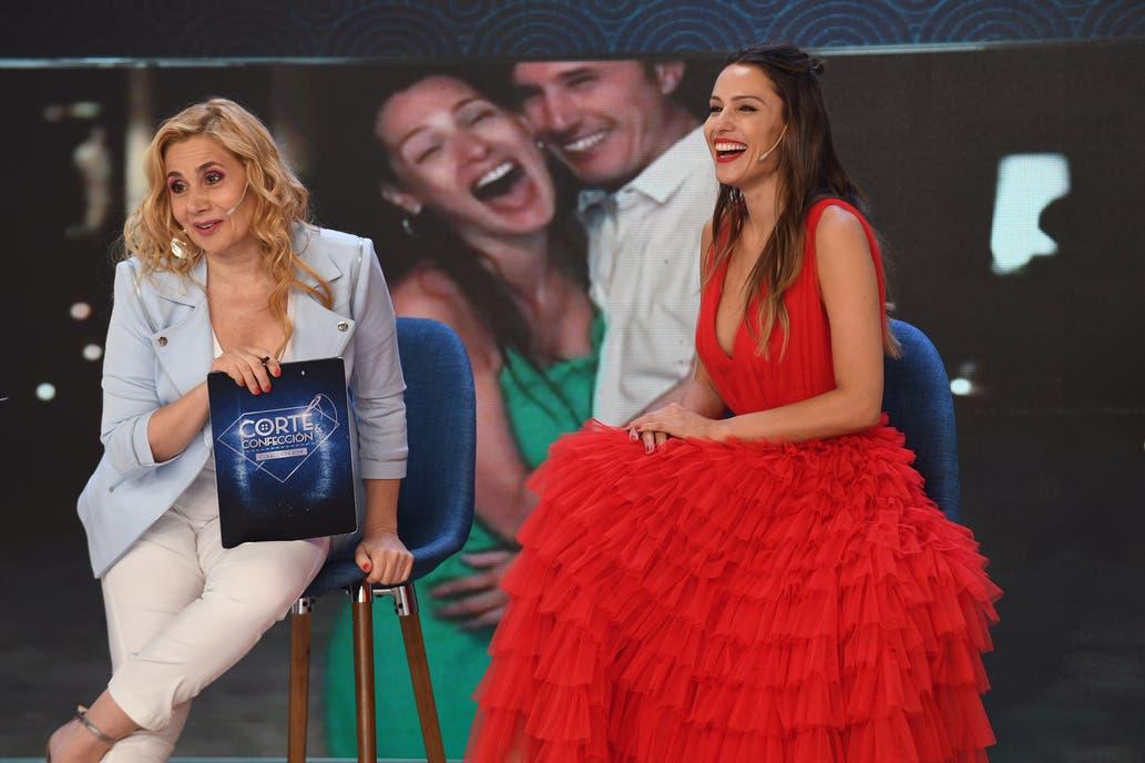 """Pampita eligió su vestido de novia:  fue diseñado por una de las participantes de """"Corte y Confección"""""""