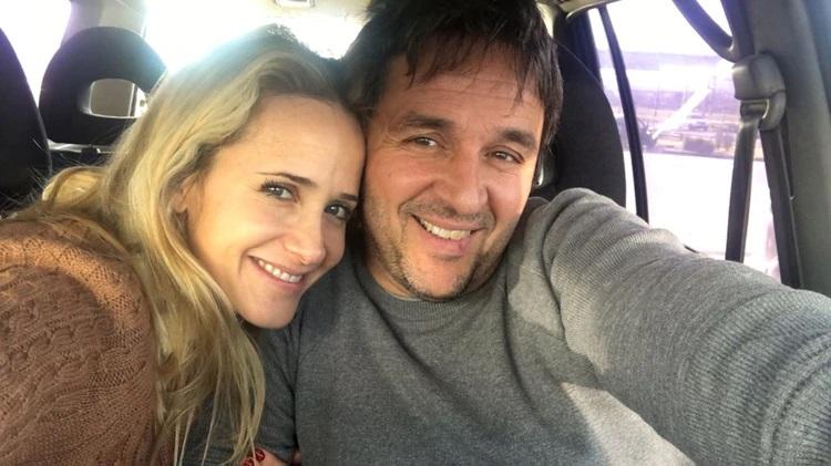 """Julieta Prandi puso la firma del divorcio con Claudio Contardi: """"Él no se quería separar, no lo podia  creer"""""""